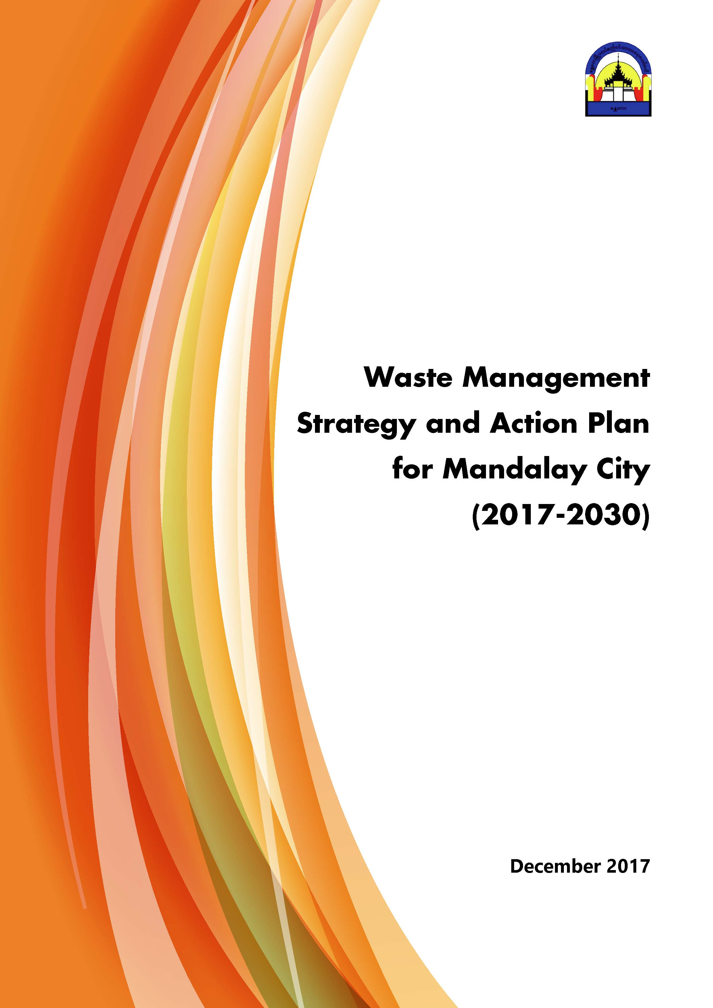 Waste Management Strategy and Action Plan Mandalay English