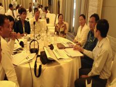 PhnomPenh-WasteManagementStrategyWorkshop-GroupDiscussion4